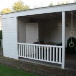 verbouw veranda