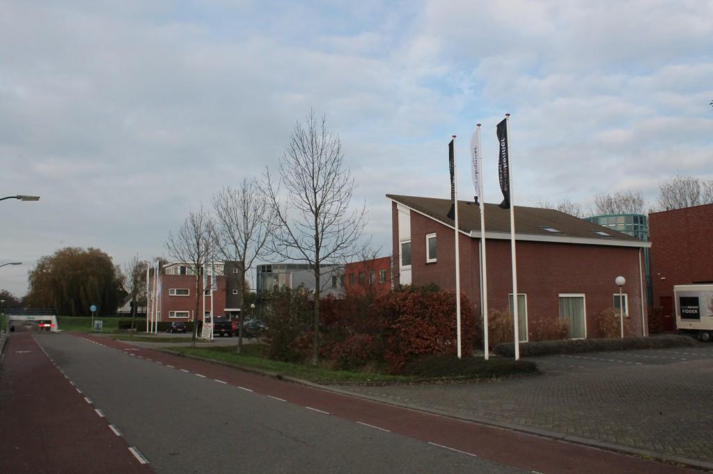 Nieuwbouw bedrijfswoningen Woerden