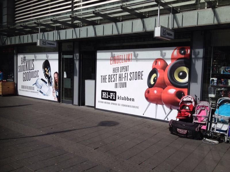 Hi-Fi Klubben, een nieuw geluid in Rotterdam