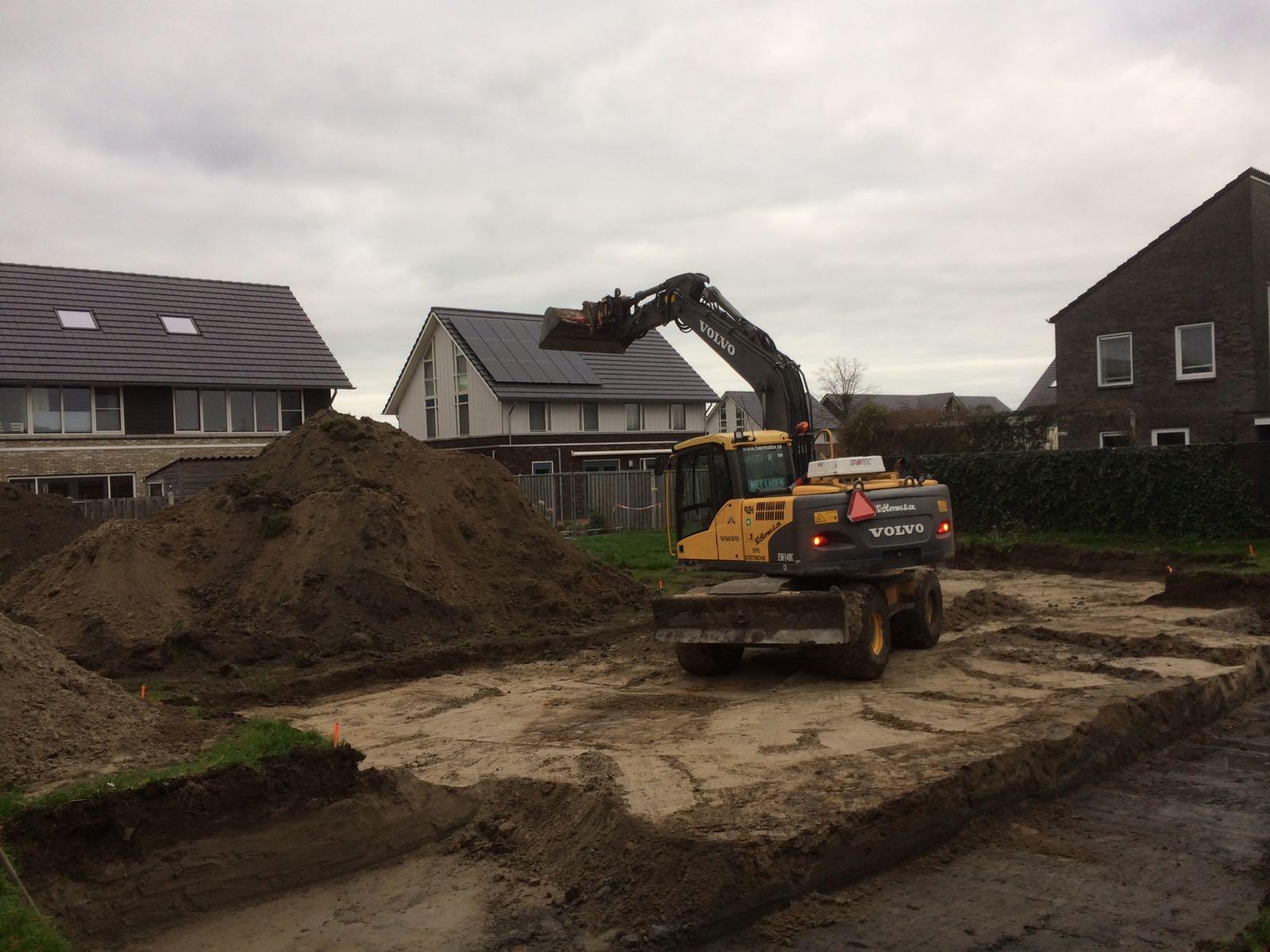 Nieuwbouw Almere